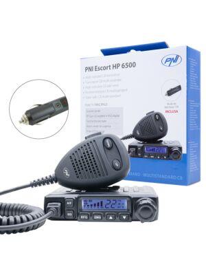 CB PNI Escort rozhlasová stanice HP 6500, 4W